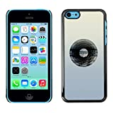 Stuss Case Hard Protective Case Cover Vinyl Record Music Minimalist Artistic Music Apple iPhone 5C