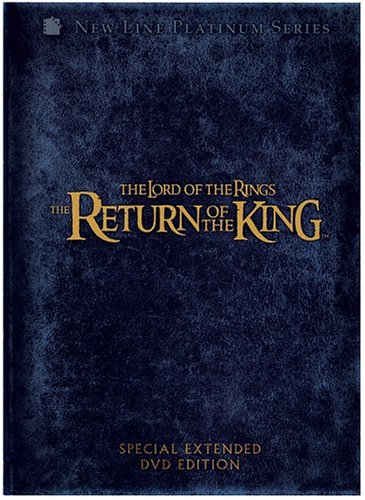 The Lord of the Rings - The Return of the King (Platinum Series Special Extended Edition)
