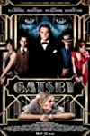The Great Gatsby Beidseitige Filmplak...