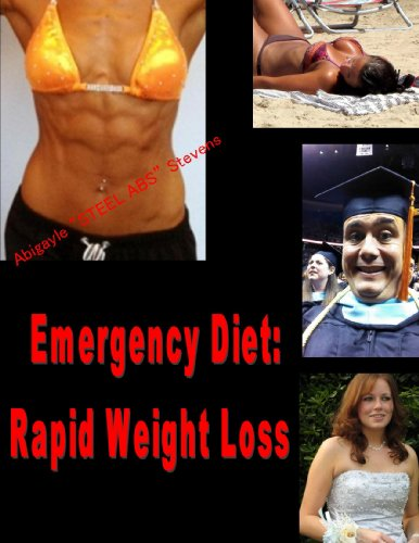 Extreme Diet: Rapid Weight Loss For Women And Men, body cleanse, liposuction, ketones, Intestinal Massage, human growth hormone and many more weight loss techniques book (Emergency Diet)
