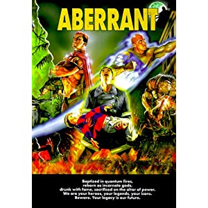 Aberrant White Wolf Games Studio, Glenn Fabry and Tom Fleming