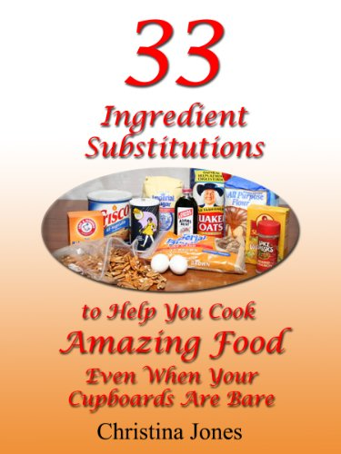33 Ingredient Substitutions To Help You Cook Amazing Foods Even When Your Cupboards Are Bare