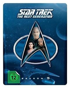 Star Trek: The Next Generation - Season 5 (Steelbook, exklusiv bei Amazon.de) [Blu-ray] [Limited Collector's Edition]