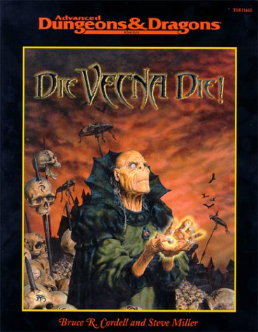 Die Vecna Die! (Advanced Dungeons & Dragons)