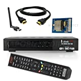 51DGXXYToUL. SL160  I Link IS 9800HD SE FTA Satellite Receiver w/ LS 500 + HDMI + Wifi Adapter