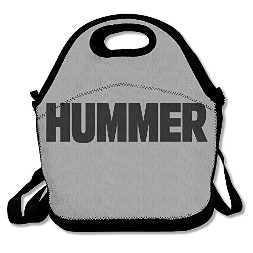 TRYdoo HUMMER Logo Handbag Lunch Bags Snack Bags (Hand Hummer compare prices)