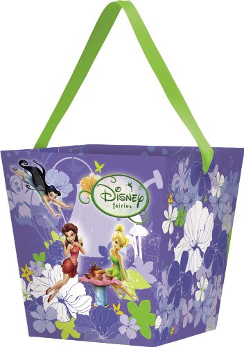 Disney Fairies Cardboard Candy Cube