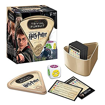 TRIVIAL PURSUIT: World of Harry Potter Edition by USAOPOLY, Inc.