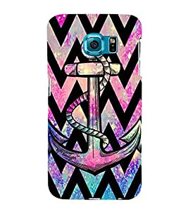 Anker Design Wallpaper 3D Hard Polycarbonate Designer Back Case Cover for Samsung Galaxy S6 Edge+ G928 :: Samsung Galaxy S6 Edge Plus G928F