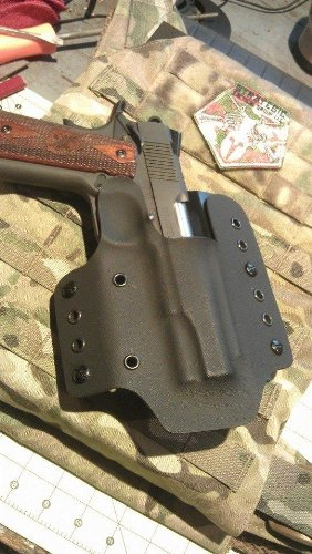 STG Custom Kydex - Raptor (Left Handed)
