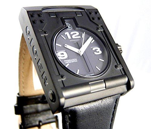 H.R. Giger 'Passagen' Watch in Quartz