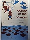 img - for Dance of the Animals for Three-Part Mixed Voices (SAB) [1973] book / textbook / text book