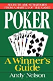 img - for Poker: A Winner's Guide book / textbook / text book