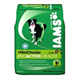 51DGchmcvhL. SL160  ProActive Health Adult Dog MiniChunks, 17.5 pound
