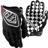 Troy Lee Designs GP Full finger gloves Gentlemen black (Size: XL) Full finger gloves