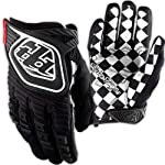 Troy Lee Designs GP Gloves, Black, Large