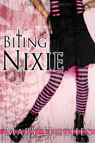 Biting Nixie (Biting Love) by Mary Hughes