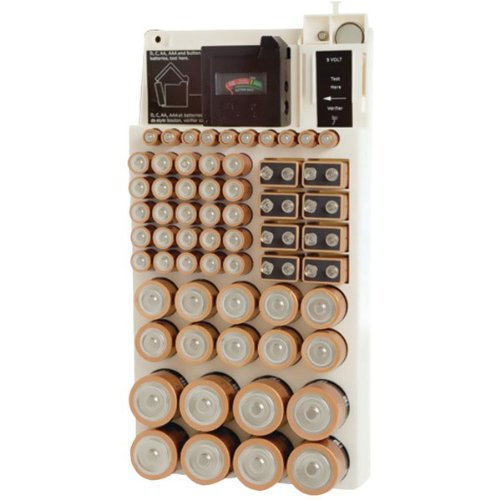 Range Kleen WKT4162 Battery Storage Rack with Tester