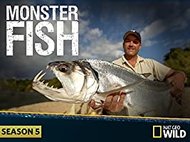 Monster Fish, Season 5 [HD]