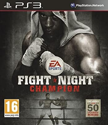 Fight Night Champion (PS3) from Electronic Arts