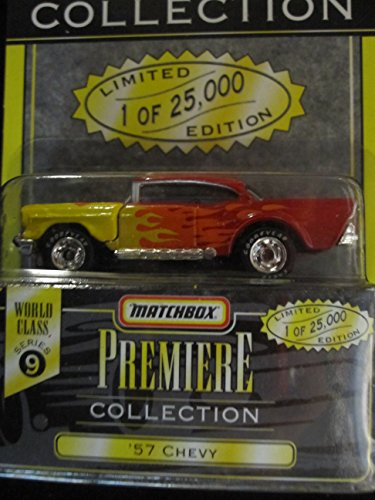 57 Chevy Matchbox Premiere Series 9 #34312