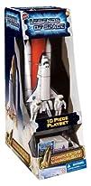 Space Exploration Set – Legends of Space – 10 Piece Complex 39 Launch Site with Astronauts, Rockets,…