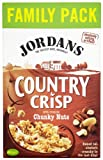 Jordans Country Chunky Nuts Crisp 850 g (Pack of 3)