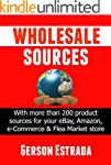 Wholesale Sources: With more than 200...