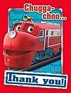 Chuggington Thank-You Notes 8 Party Supplies