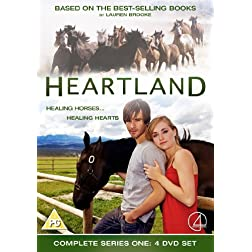 Heartland - The Complete First Season [DVD]