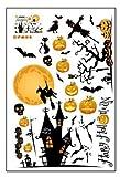 AMCOO ウォールステッカー ハロウィン  セット かぼちゃ(シール 1) AMC-0701