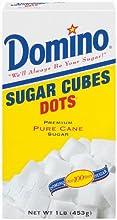 Domino Sugar Cubes Dots 1 lb Pack of 12