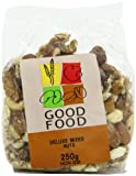 Mintons Good Food Pre-Packed Deluxe Mixed Nuts 250 g (Pack of 5)