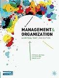 Management and Organization: A Critical Text
