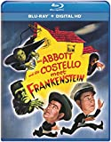 Abbott and Costello Meet Frankenstein [Blu-ray + Digital Copy]
