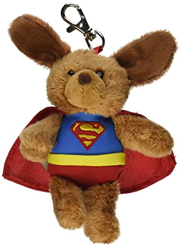 Gund DC Comics Backpack Clip Superman Griffin