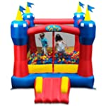 Blast Zone Magic Castle Inflatable Bo...