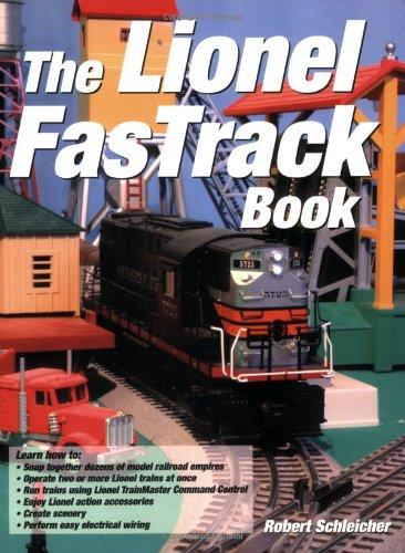 The Lionel FasTrack Book