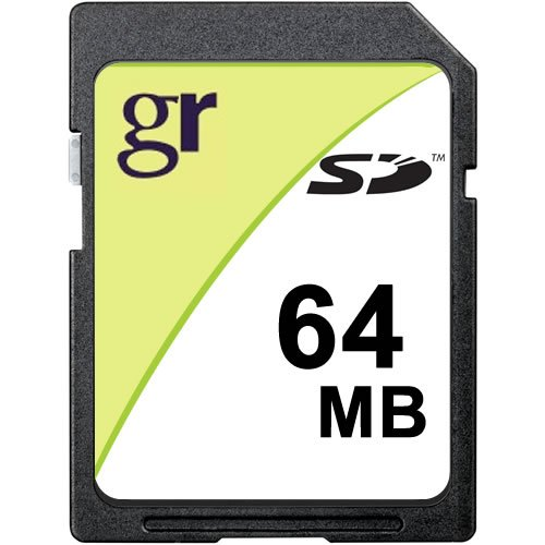 64MB SD (Secure Digital) Card (BQI)