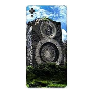 Rock Speaker Back Case Cover for Xperia Z4