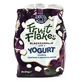 Fruit Bowl Yoghurt Flakes Blackcurrant 8 Pack 160g