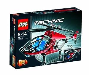 LEGO Technic 8046: Helicopter