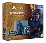 Sony Playstation 4 1TB Uncharted 4: A Thief's End Special Edition Console [Importación Inglesa]