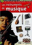 echange, troc Adélaïde de Place - Les instruments de musique : Documentation scolaire en images autocollantes - Dès 9 ans