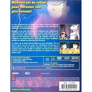 Pokémon 4 : Le Retour de Mewtwo
