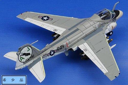 1:144 センチュリー ウィングス ウィングス of ヒーローズ 655072 Grumman A-6E Intruder ダイキャスト モデル USN VA-35 黒 Panthers, AJ50