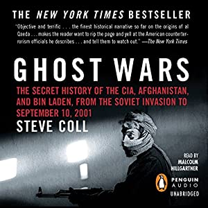 Ghost Wars Audiobook