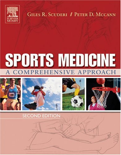 Sports Medicine subject lists