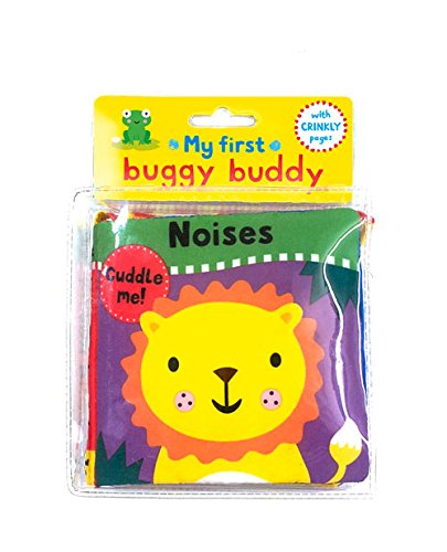 Noises: A Crinkly Cloth Book For Babies! (My First Buggy Buddy) front-81118