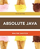 img - for Absolute Java (5th Edition) book / textbook / text book